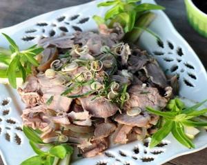 thịt bê hấp sả giomenghean.com