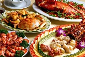 cách chọn cá và hải sản sạch - giò me nghệ an